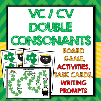 Vccv Games Worksheets Teachers Pay Teachers