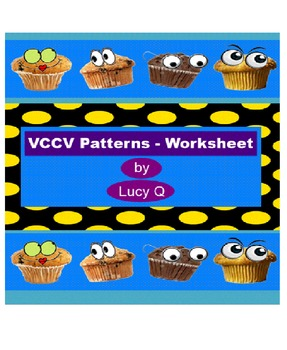 VCCV Patterns - Worksheet