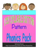 VCCV Syllable Cutting Pattern Leveled Phonics Pack