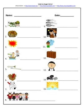 VC/CVCe 2 syllable card match with worksheet  -silent e