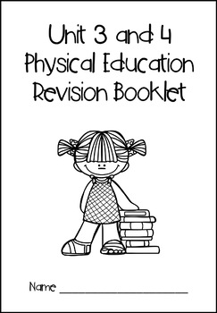 VCE Unit 3&4 Physical Education Student Summary Booklet