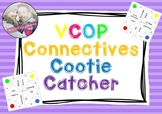VCOP Connectives Cootie Catcher
