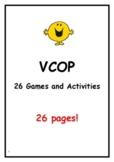 VCOP Games & Activities - 126 in total!