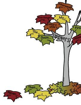 VCOP Openers Maple Tree Display Set
