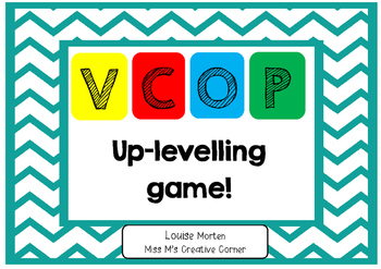 VCOP up-levelling game!