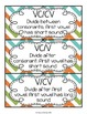 VCV & VCCV Syllable Decoding Freebie; RTI