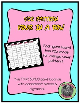 VCe Board Game: Four in a Row