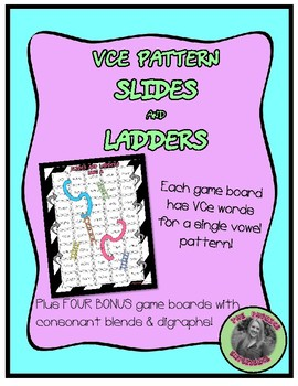 VCe Board Game: Slides and Ladders
