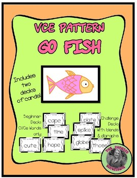 VCe Card Game: Go Fish