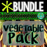 VEGETABLE BUNDLE! {Seasonal gardening calendar, Vegetables, Pumpkins, Potatoes}