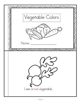 VEGETABLE COLORS