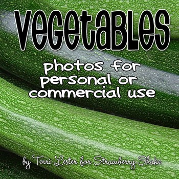 Photos Photographs VEGETABLES! Food for Personal and Commercial Use