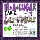 IR + A + LUGAR Takes LAS VEGAS * a Speaking & Writing Fluency Practice Activity