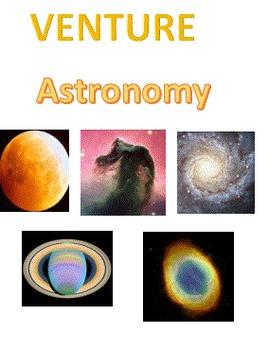 VENTURE  Astronomy