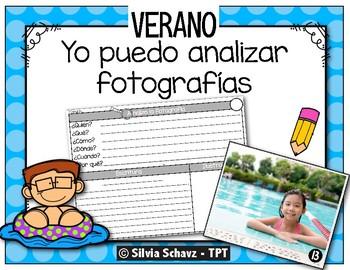 VERANO - Yo puedo analizar fotografías