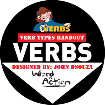 VERB TYPES: HANDOUT