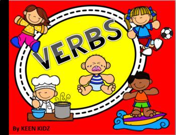 VERB WORKSHEETS/ACTIVITIES