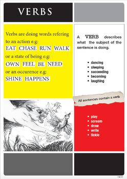 VERBS poster