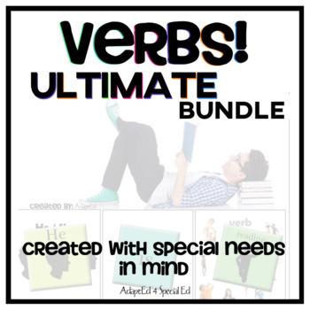 Verbs... GROWING Bundle