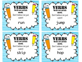 VERBS - Don't Believe Me Just Watch