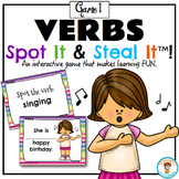 VERBS Spot It & Steal It (Game 1)