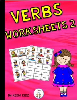 VERBS WORKSHEETS 2