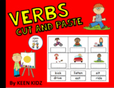 VERBS cut and paste