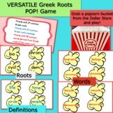 VERSATILE Greek Roots POP! Game
