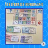 VERTEBRATES BOARDGAME