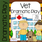 VET Dramatic Play Center (PET VET)