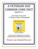 VETERANS DAY COMMON CORE UNIT