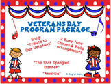 VETERANS' DAY PROGRAM PACKAGE