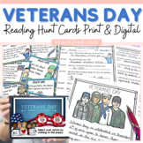 VETERANS DAY: SCAVENGER HUNT