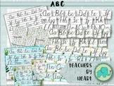 VETPLANT TEMA dekor ABC Plakate
