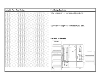 VEX EDR Free Building Planning Template