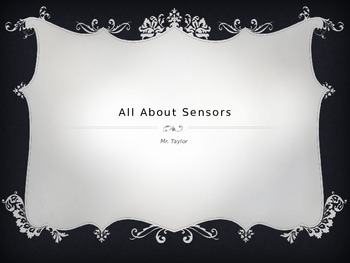 VEX Sensors