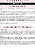 VICTORIAN CURRICULUM Content descriptor term & assessment checklist FOUNDATION