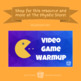 VIDEO GAME WARMUP | Physical Education Exercise Activity