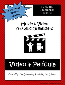 VIDEO / MOVIE GRAPHIC ORGANIZERS