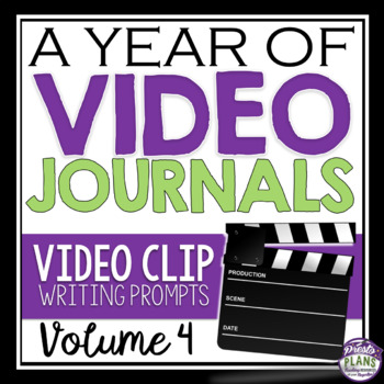 VIDEO JOURNAL WRITING: VOLUME 4