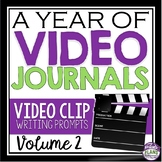 VIDEO JOURNAL WRITING: VOLUME 2