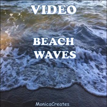 Ocean Beach Waves - VIDEO