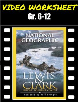 VIDEO QUESTIONS - PBS Lewis and Clark - Documentary