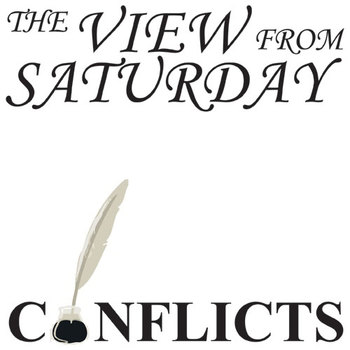 VIEW FROM SATURDAY Conflict Graphic Organizer - 6 Types of Conflict