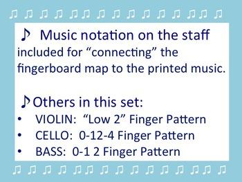 "VIOLA:  The ""Low 2"" Finger Pattern"