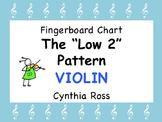 "VIOLIN: The ""Low 2"" Finger Pattern"