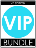 VIP BUNDLE FOURTH EDITION * 80% OFF BUY-IN PRICE *