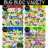 Bug Clipart Buds Variety Bundle (formerly February VIP 2020)