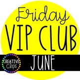 VIP Club 2020: JUNE Clipart ($19.00 Value)
