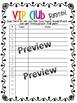 VIP Club Starter Kit!
